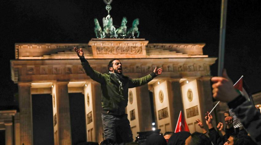 Zeitung: Union will antisemitische Zuwanderer ausweisen