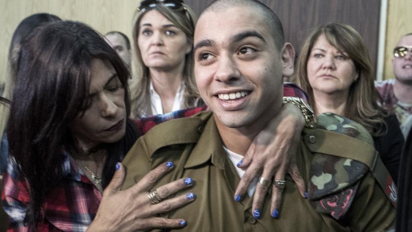 Palästinenser mit Kopfschuss hingerichtet: Israelischer Soldat vorzeitig aus Haft entlassen