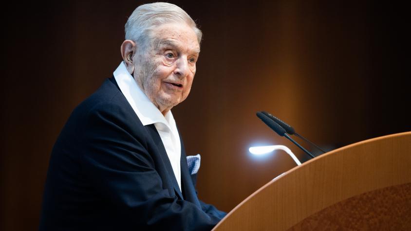 Soros und Koch gegen «endlose Kriege» | Tachles